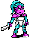 CGA-ko, from Color Graphics Adventure