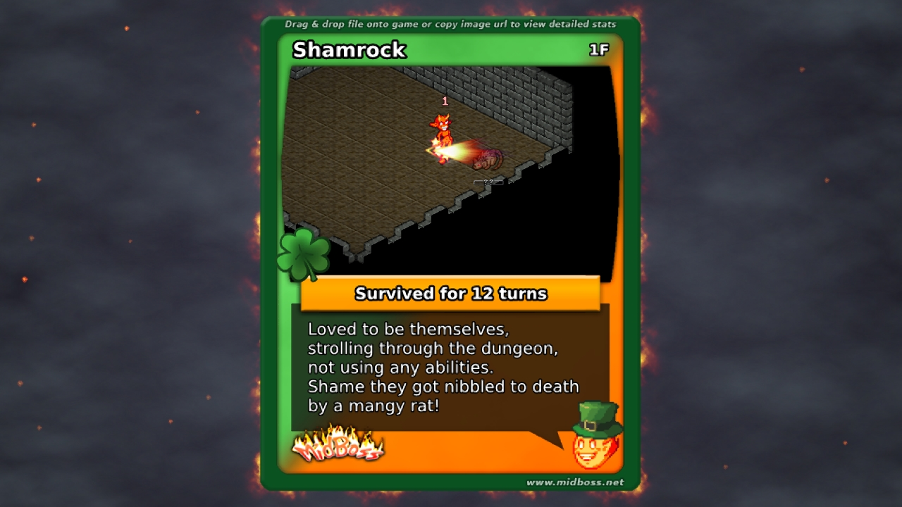 Collect 25 shamrocks to permanently unlock the Shamrock card border