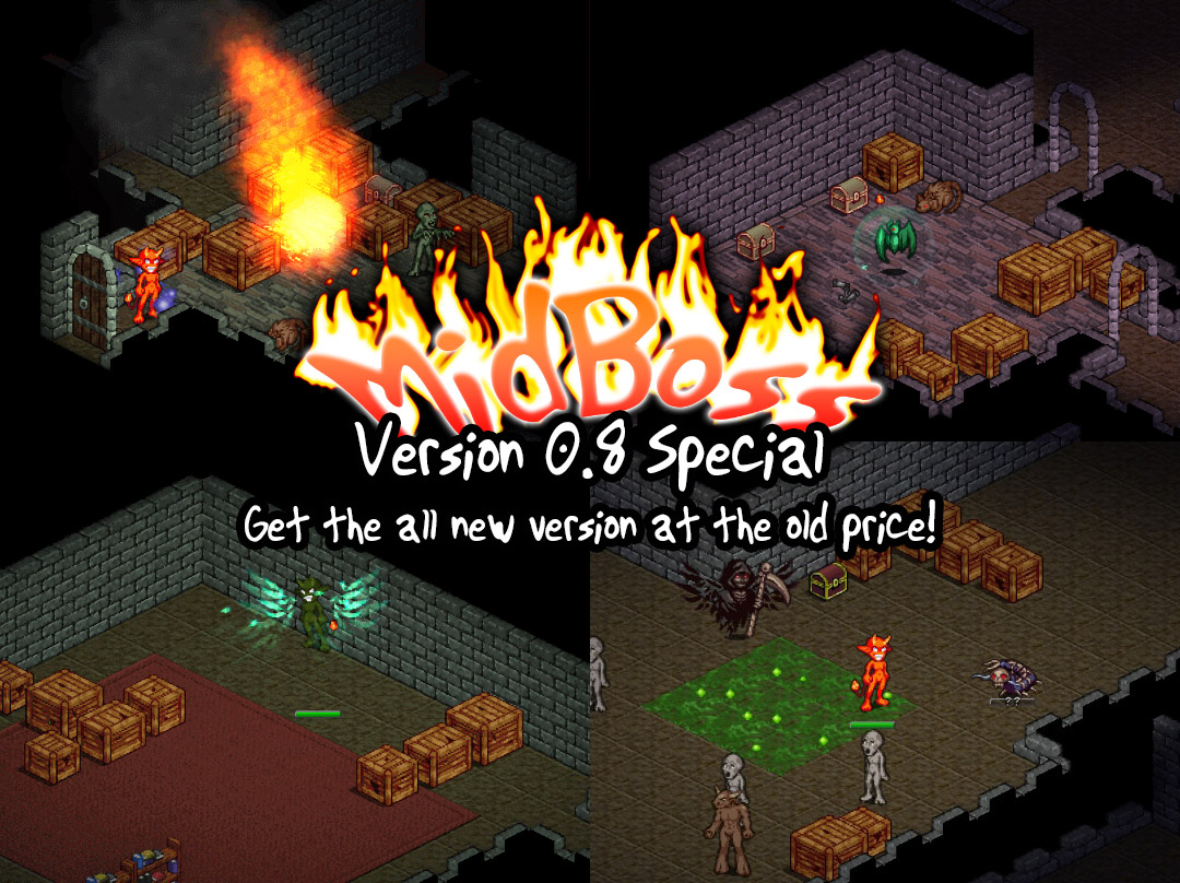 MidBoss version 0.8.0 beta out now