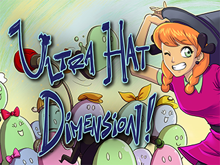 Ultra Hat Dimension: Turn-based Puzzle Game